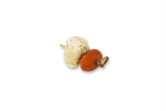 Mini Brochettes chèvre, basilic, tomate cerise