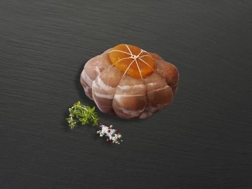 Paupiette de dinde aux Abricots